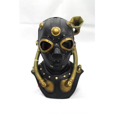 Buste de scaphandrier steampunk
