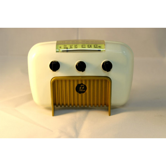 Petite radio style années 40