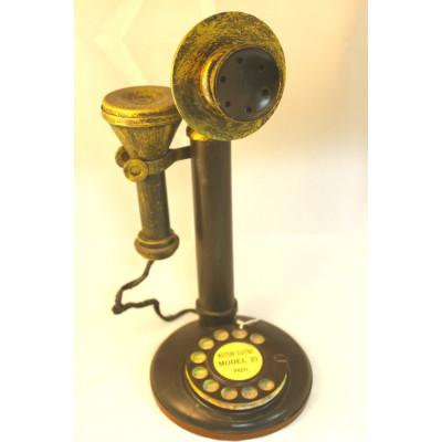 Téléphone vintage décoratif