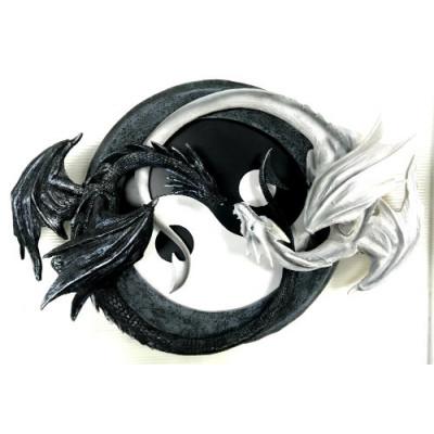 Dragons Yin-Yang