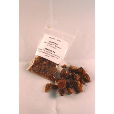 Encen en grain (Myrrhe #4)