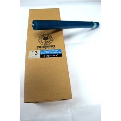 Chandelle bleu de prusse