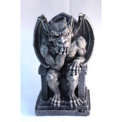 Statuette de gargouille gothique